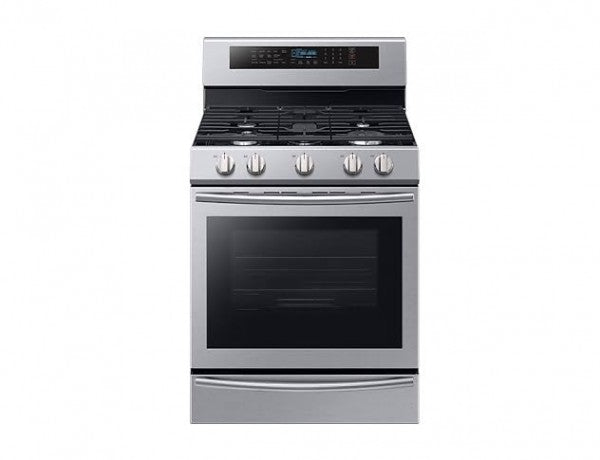 Gas Range with 20 K BTU Dual Burner 5.8 cf