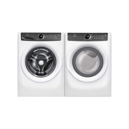 Electrolux 5.0 Cu. Ft. Front Load Washer with 8.0 Cu. Ft Electric Dryer