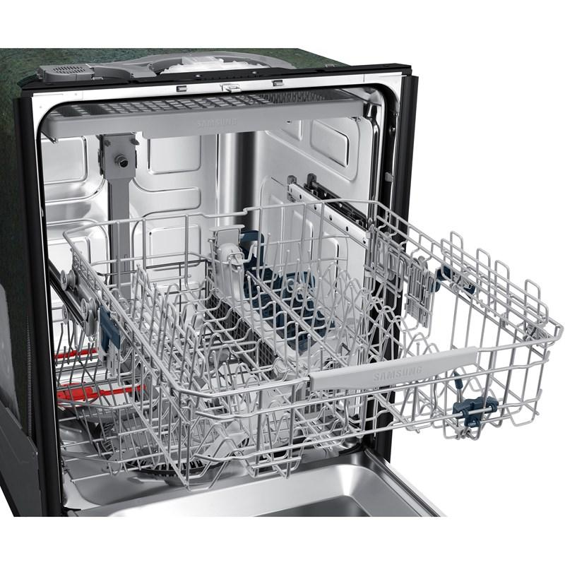 Samsung DW80R5061UG Dishwasher with StormWash, Black Stainless Steel
