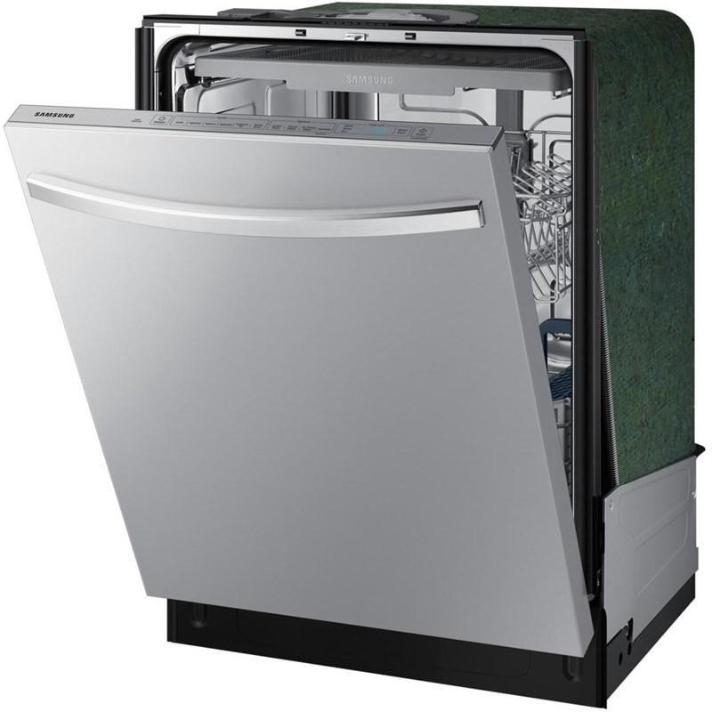 Samsung DW80R5061US Dishwasher with StormWash, Stainless Steel