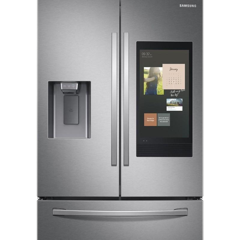"RF27T5501 36"" French Door Refrigerator with Family Hub™"