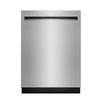 "JennAir JDTSS247HS Lustre Stainless 24"" TriFecta Pocket-Handle Dishwasher, 38 dBA"