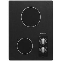 Electric Cooktop with 2 Radiant Elements (4440145821754)
