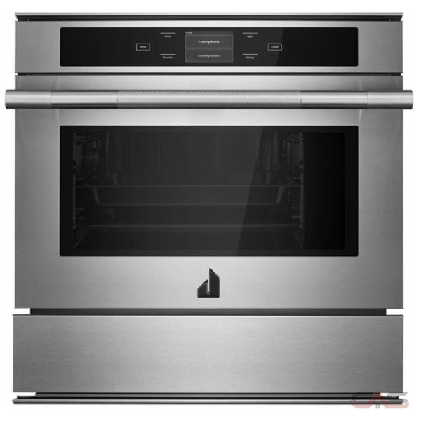 "24"" Built-In Steam Oven, Wifi, Reservoir Water Input, 1.2 Cu Ft Capacity, Meat Probe, Convection Element, Capcitive Touch Controls"