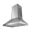 Vesta 900CFM 30'' Wide Stainless Steel Wall Mounted Range Hood VRH-WI02-30SS