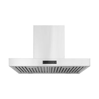 Vesta 800CFM 30'' Wide Stainless Steel Wall Mounted Range Hood VRH-WC03-30SS