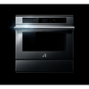 "JennAir 24"" Built-In Speed Oven, Wifi, Convection Element, 1.4 Cu Ft Capacity, Humidity Sensor, Microwave"