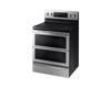 5.9 cu.ft Electric Range with Flex Duo™ (Stainless Steel)