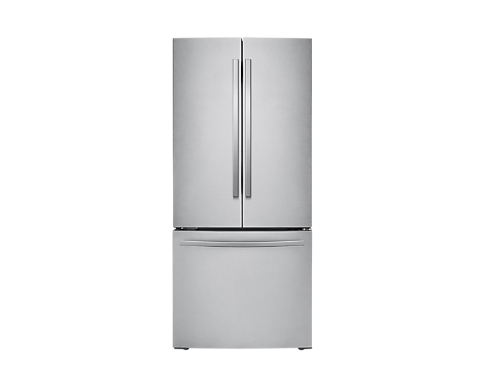 "RF220NFTASR 30"" French Door Refrigerator"