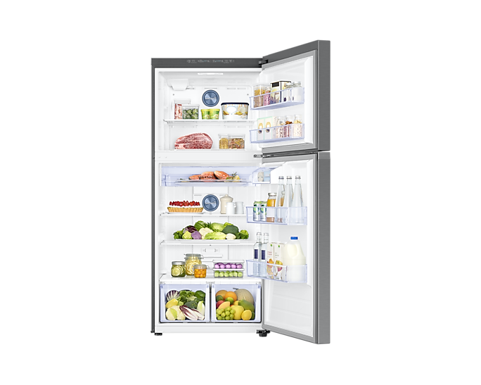 Samsung RT18M6213SR Top Mount Refrigerator with Flex Zone, 17.6 cu ft