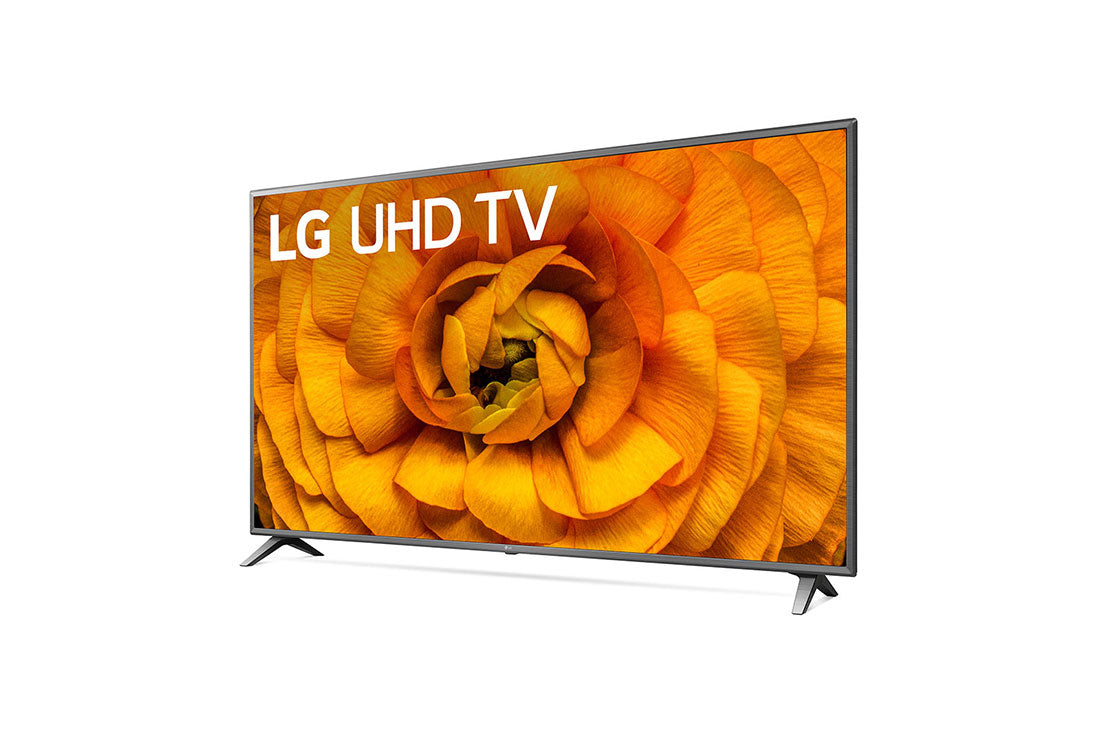 LG UHD 85 Series 86 inch Class 4K Smart UHD TV with AI ThinQ® (85.6'' Diag)