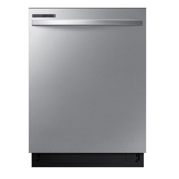 27 cu. ft. Large Capacity 3-Door French Door Refrigerator-6.3 cu. ft. Freestanding Electric Range with Wi-Fi -Digital Touch Control 55 dBA Dishwasher in Stainless Steel-5.2 cu.ft. Front Load Washer & 7.5 cu.ft. Electric Dryer