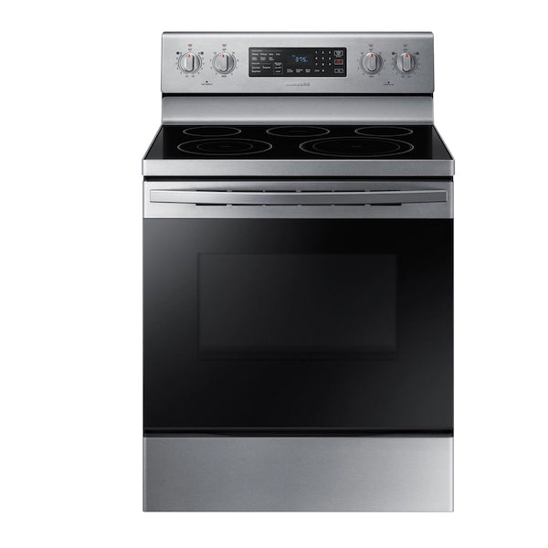 28.2 cu. Ft. French Door with All-Around Cooling-Electric Range with Fan Convection-Dishwasher with StormWash- Front Load Washer with Extra Power-Front Load Electric Dryer with Extra Power