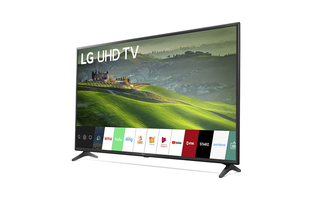 LG 4K HDR Smart LED TV