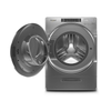 Whirlpool WFW8620HC 5.8 cu. ft. . Front Load Washer & YWED8620HC -7.4 cu. ft. Front Load Electric Dryer