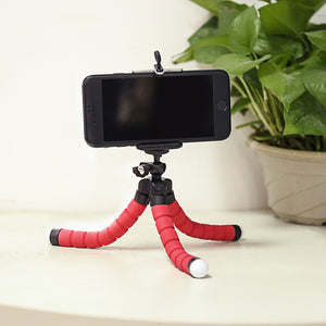 Octopus Tripod for iPhone Samsung Mobile Phone Smartphone - Home Hunt