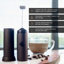 Load image into Gallery viewer, Handheld Electric Frother - Home Hunt