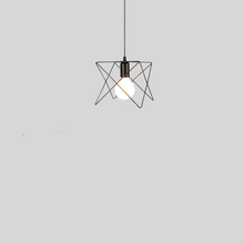 Load image into Gallery viewer, Minimalist Metal Cage Lampshade - Home Hunt