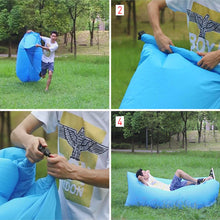 Load image into Gallery viewer, Inflatable Outdoor Air Lounger - Home Hunt