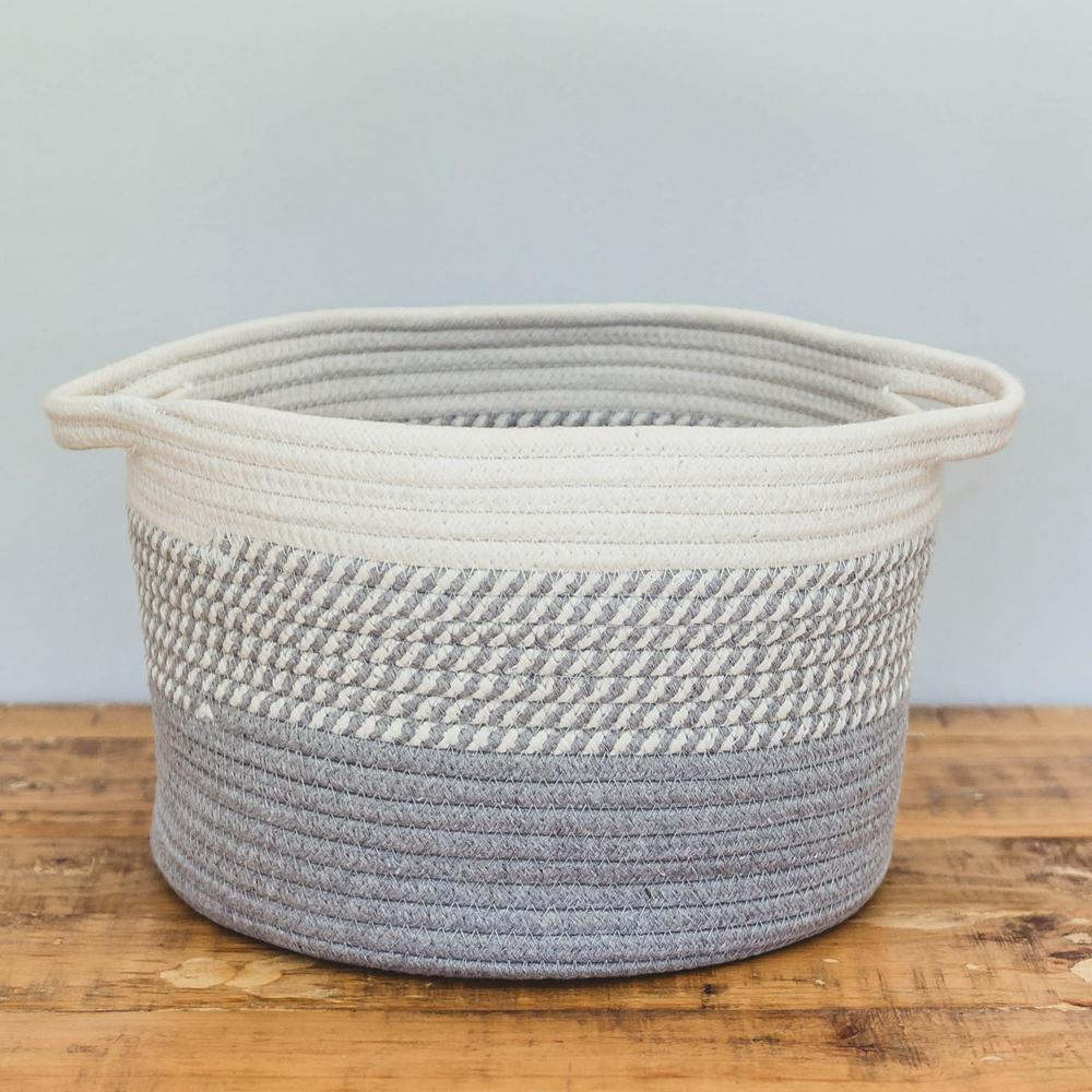 Basket - Grey Ombré Baskets