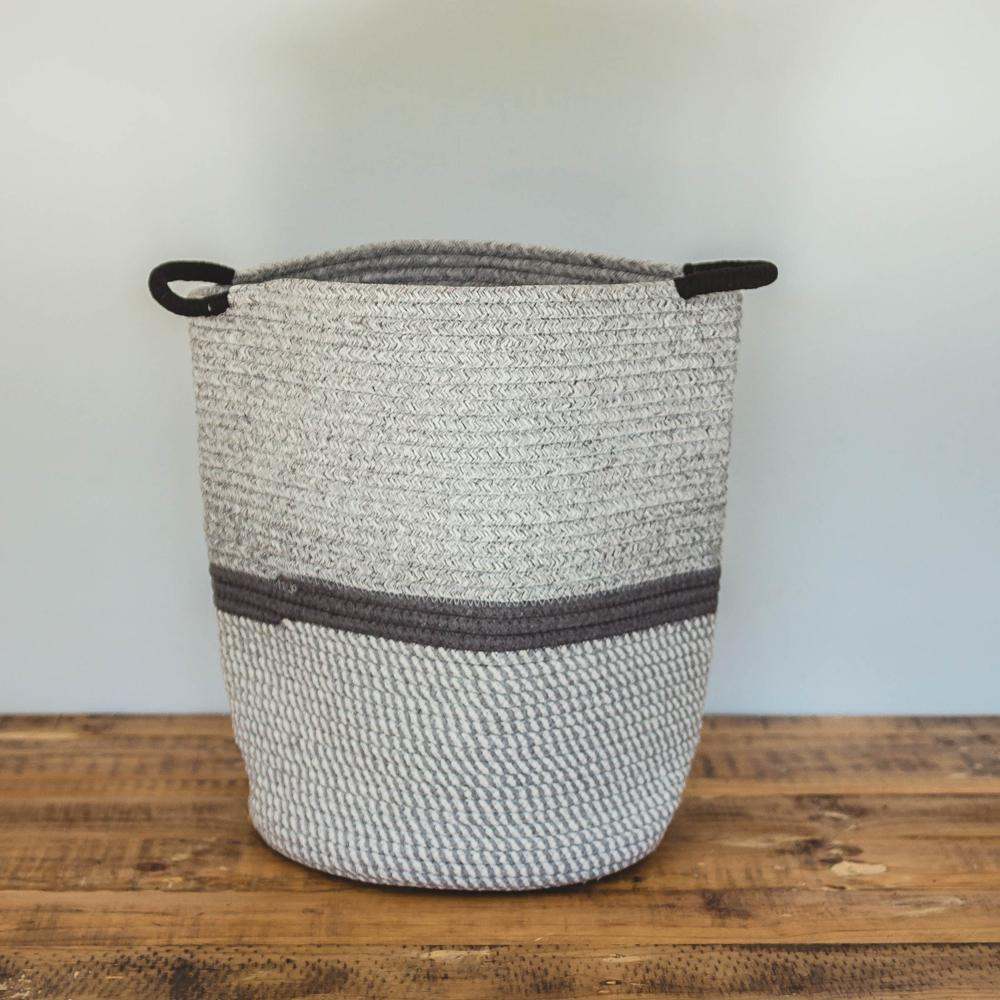 Basket - Grey tone basket