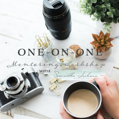 Workshop - One-on-one Mentoring