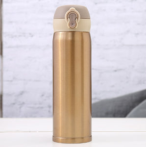 Vacuum Flask Tumbler - Logo printing available for large quantity!