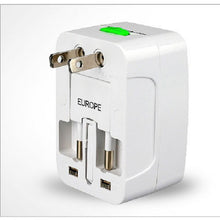 Load image into Gallery viewer, Universal Travel Adaptor (No USB) - Logo printing available for large quantity!