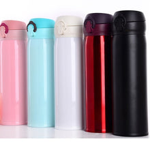 Load image into Gallery viewer, Vacuum Flask Tumbler - Logo printing available for large quantity!