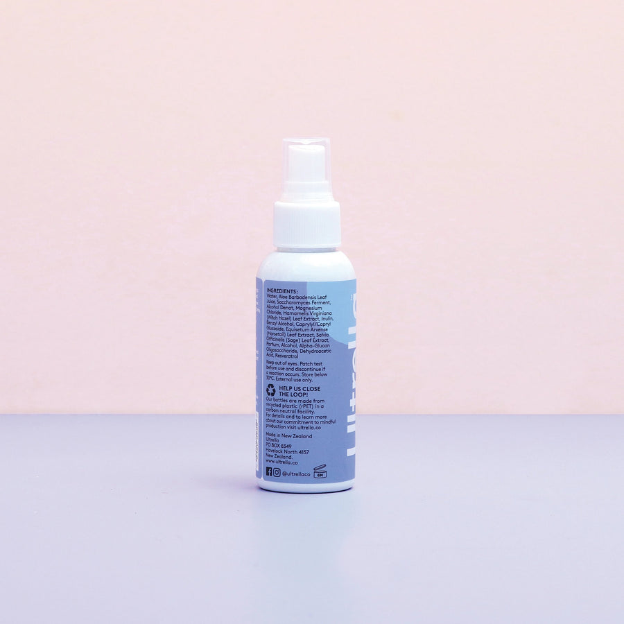 Natural Body Spray - Bright & Blueberry