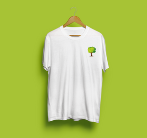 FEELIRIE | tree TEE (white)