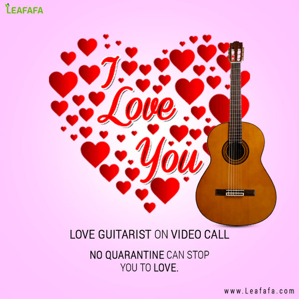 Live Romantic Songs Performance On Video Call for 10-15 minutes