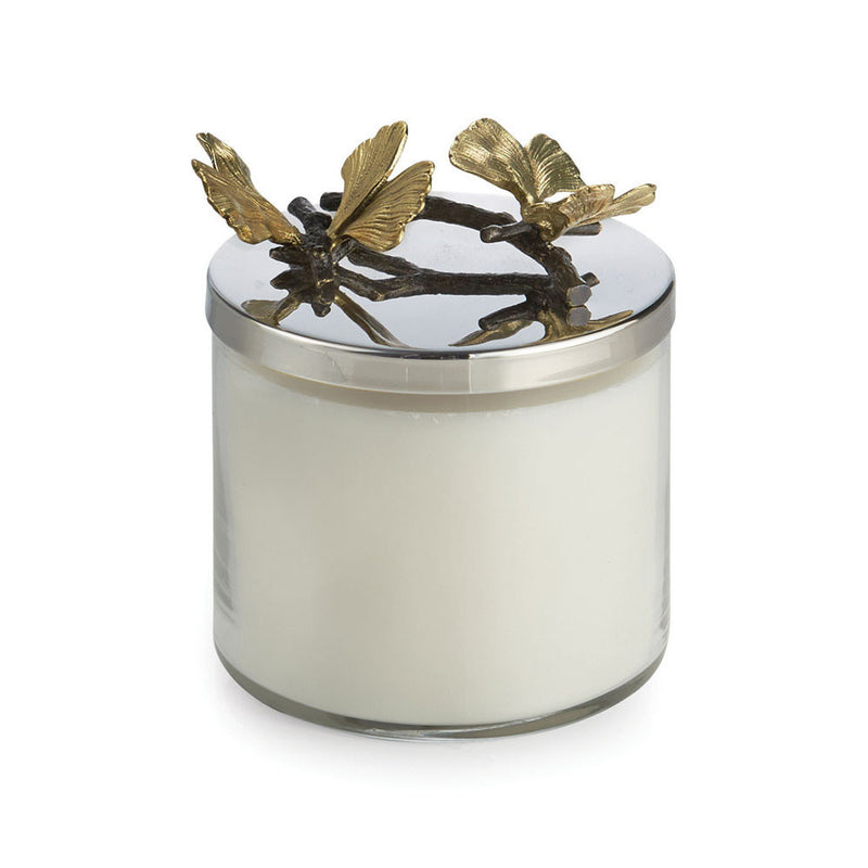 Butterfly Ginkgo Candle, Home, Michael Aram - Ora by D'Amore Jewelers