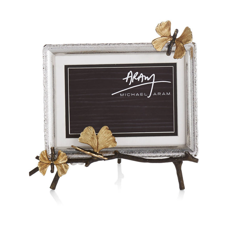 Butterfly Ginkgo Easel Frame - Michael Aram -  Home - Ora by D'Amore Jewelers