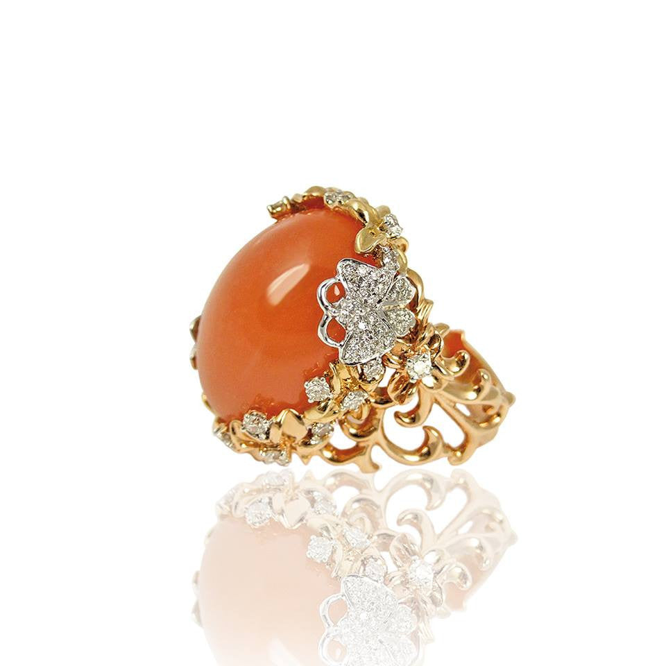 Bouquet Ring, Ring, Le Midi - Ora by D'Amore Jewelers