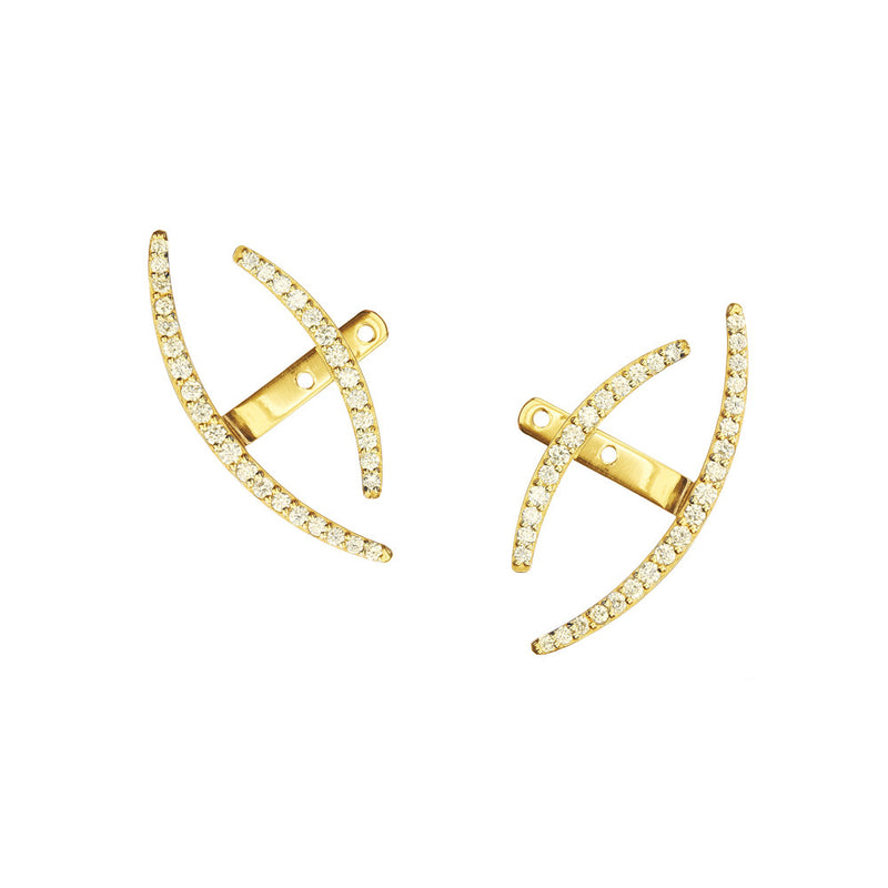 FUSION EAR CUFFS, Earring, Lana Jewelry - Ora by D'Amore Jewelers