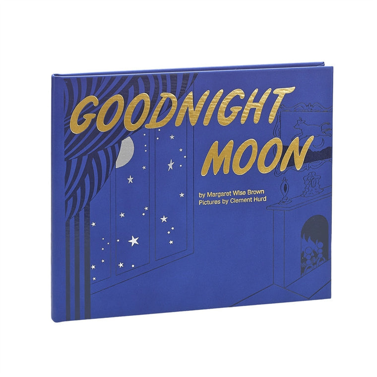 Goodnight Moon - A Classic Children's Book Bound in Leather to Last a Lifetime