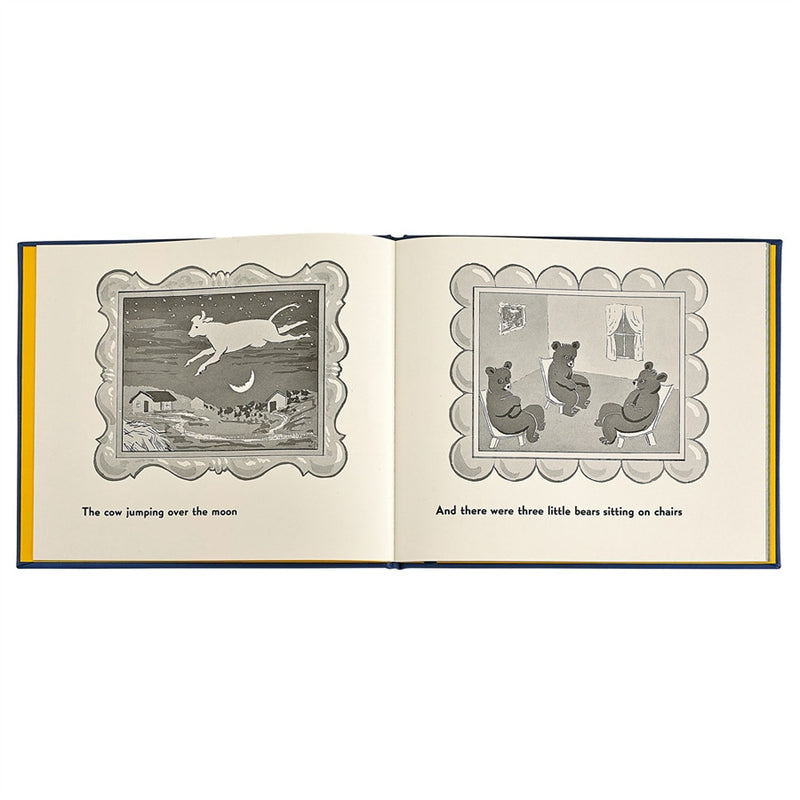 Goodnight Moon - A Classic Children's Book Bound in Leather to Last a Lifetime - Graphic Image -  Home - Ora by D'Amore Jewelers - 2