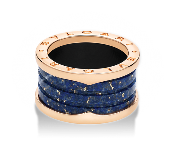 B.Zero Blue Marble Ring - Bvlgari -  Ring - Ora by D'Amore Jewelers