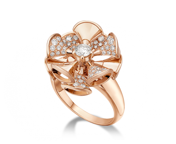 Diva's Dream Ring, Ring, Bvlgari - Ora by D'Amore Jewelers