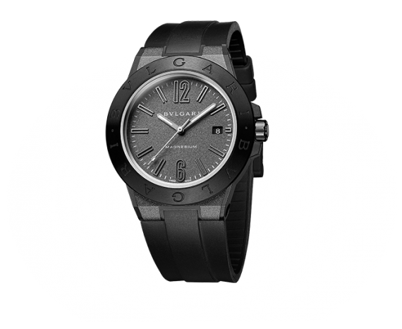 DIAGONO MAGNESIUM - Bvlgari Watches -  Watches - Ora by D'Amore Jewelers