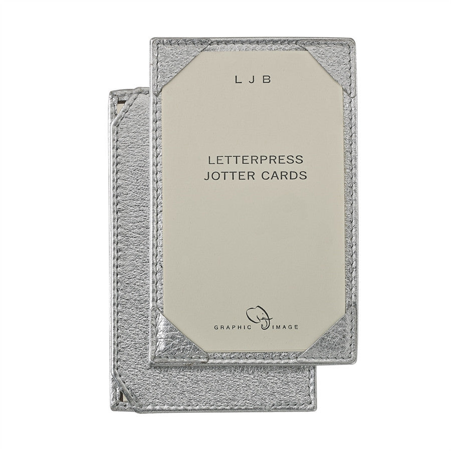 Jotter - A pocket size jotter for quick notes on-the-go - Graphic Image -  Home - Ora by D'Amore Jewelers - 1
