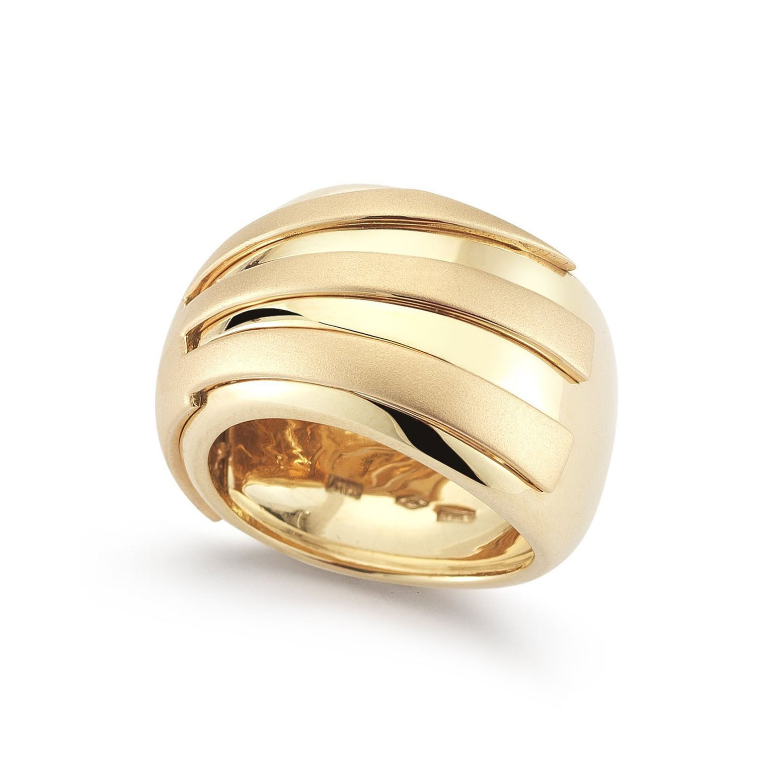 RAGGI RING IN YELLOW GOLD - Miseno -  Ring - Ora by D'Amore Jewelers