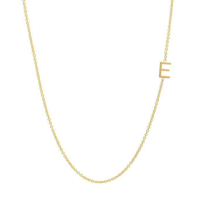 Initial Necklaces, Necklace, Ora by D'Amore Jewelers - Ora by D'Amore Jewelers