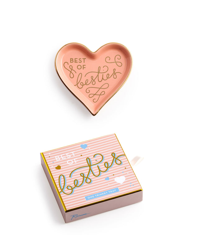 Charming Moments Tray Heart - Besties, Home, Rosanna - Ora by D'Amore Jewelers