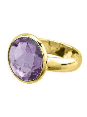 LUMAHAI RING IN AMETHYST - Stephen Estelle -  Ring - Ora by D'Amore Jewelers