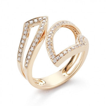 Taylor Beth Ring, , Ring, Dana Rebecca Designs, D'Amore Jewelers  - 3