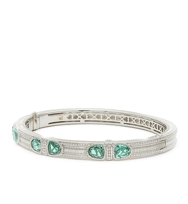 Margot Paraiba Spinel Bangle Bracelet