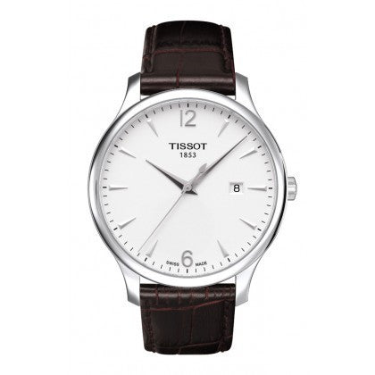 Tradition Men's  Quartz Classic watch - Tissot -  Watches - Ora by D'Amore Jewelers