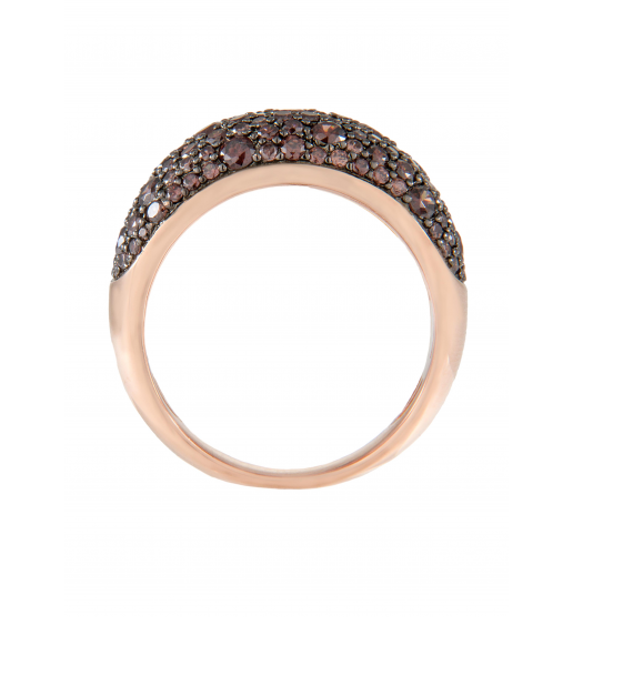 SOPHISTICATED BAND RING - Bronzallure -  Ring - Ora by D'Amore Jewelers - 2